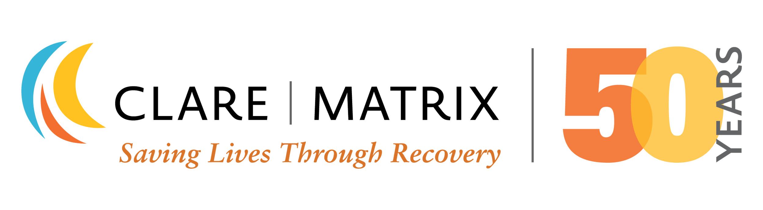 CLARE MATRIX Logo
