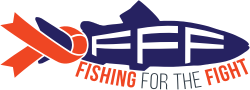 FISHING FOR THE FIGHT Logo