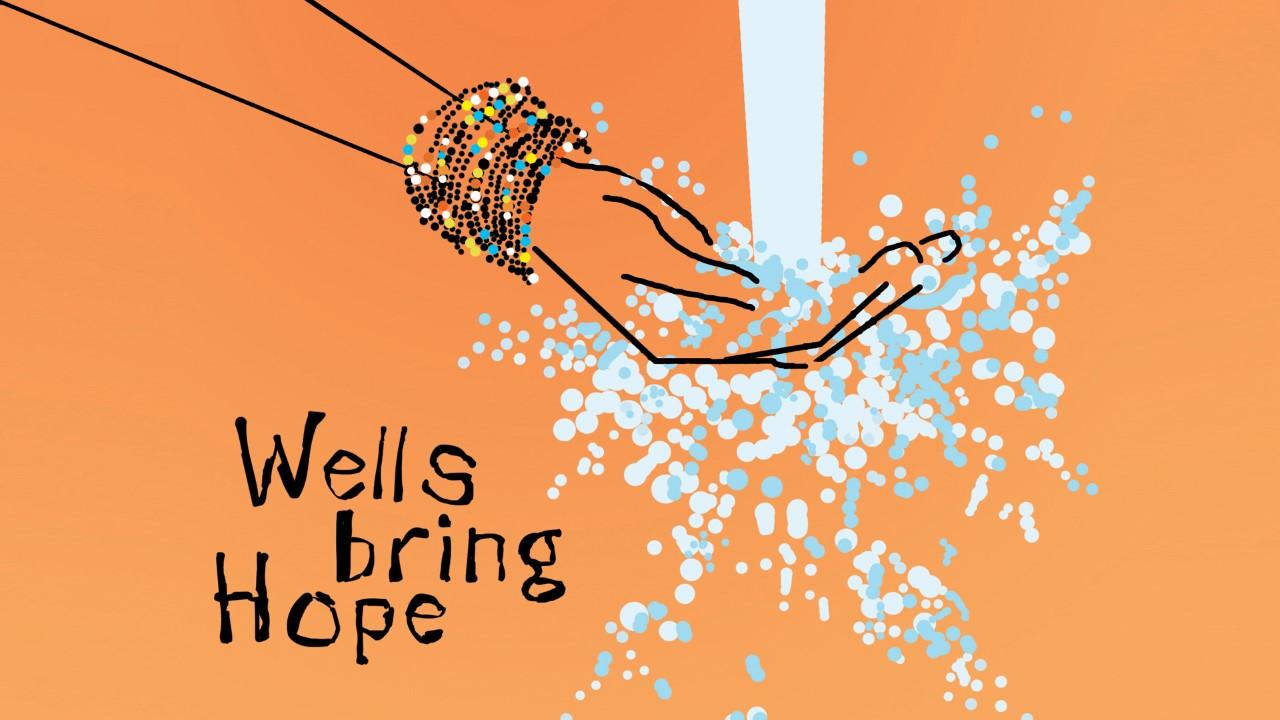 Wells Brings Hope Logo