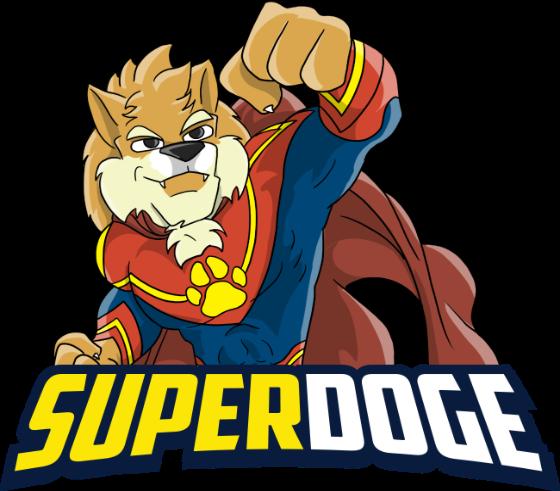 SuperDoge Small Logo